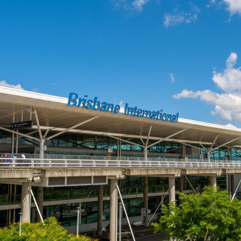 As date r in Brisbane