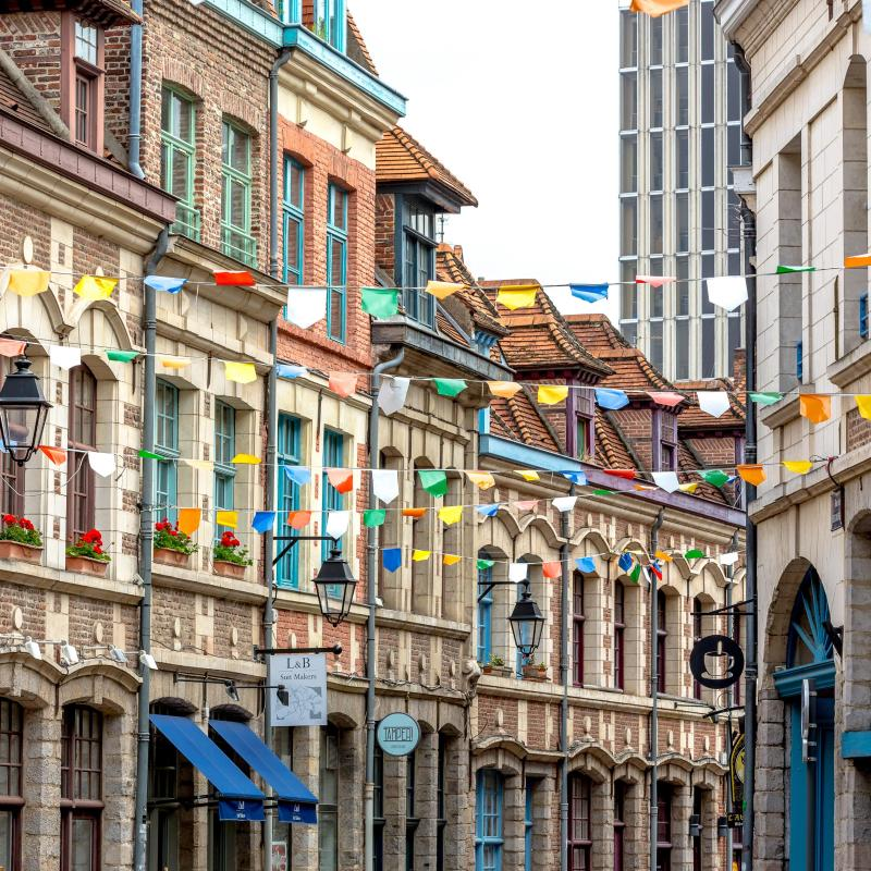 Hotels In Lille City Centre France