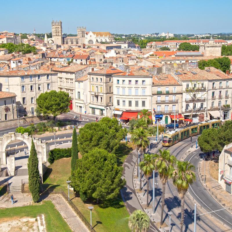 I 30 migliori hotel a montpellier offerte per alberghi a - Piscine place de l europe montpellier ...