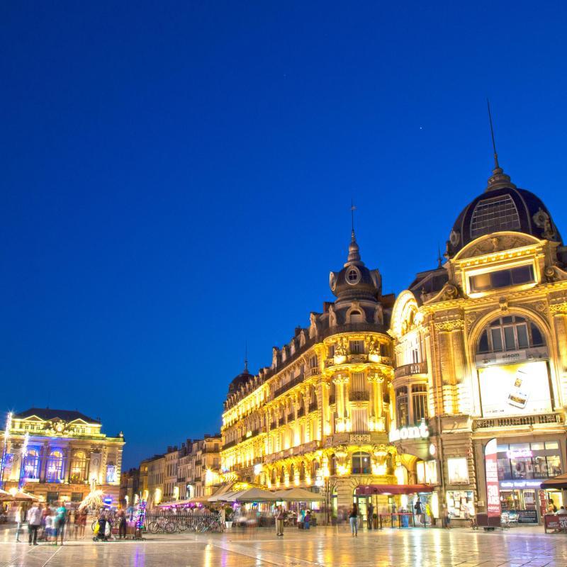 Die 30 besten hotels in montpellier frankreich buchen for Hotels montpellier