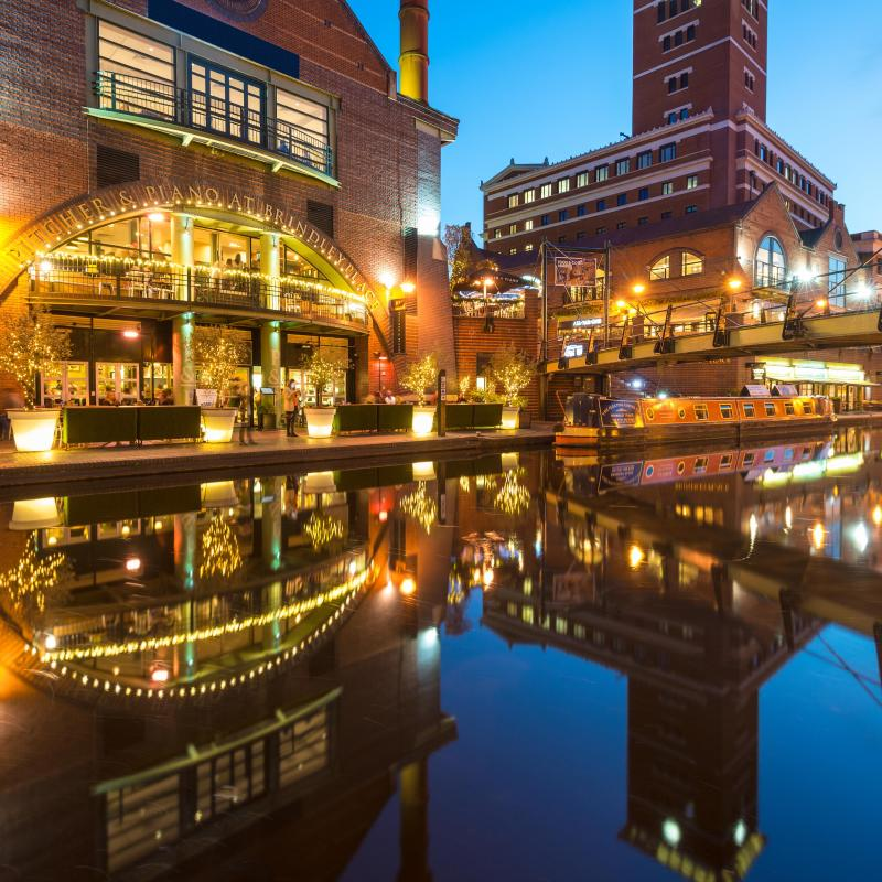 Birmingham United: The 30 Best Hotels In Birmingham, UK