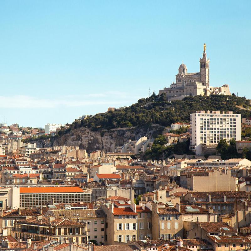 Hotel La Plaine Marseille