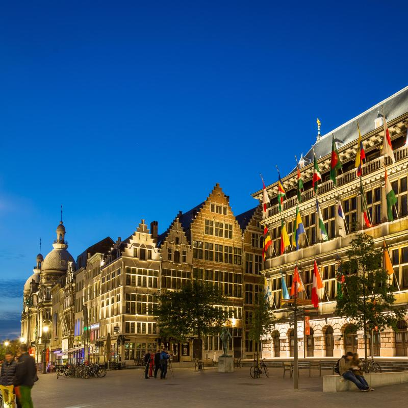 I 30 migliori hotel ad anversa offerte per alberghi a for Hotel ad anversa