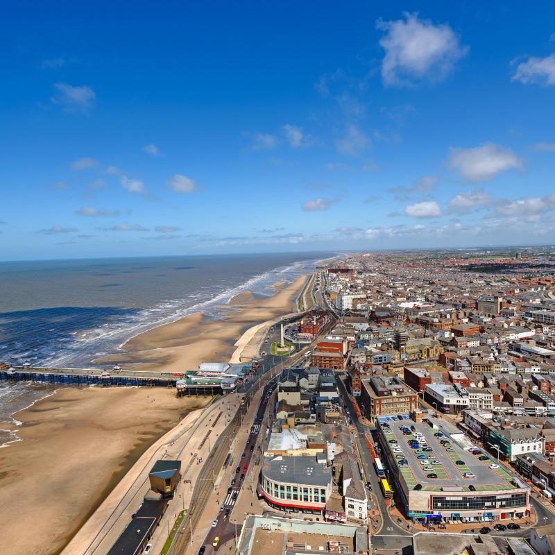 The 30 best hotels in blackpool uk best price guarantee - Blackpool hotels with swimming pool ...