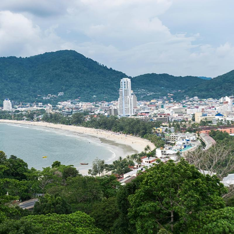 The 30 best hotels in Patong Beach, Thailand - Best Price ...