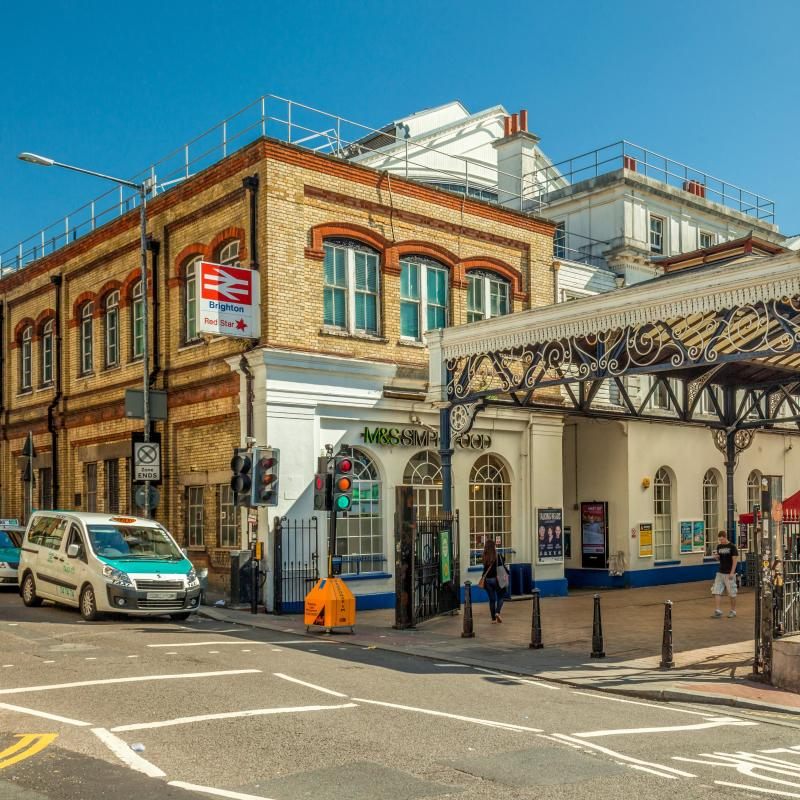 Brighton & Hove Hostels. Budget Hostels In Brighton & Hove