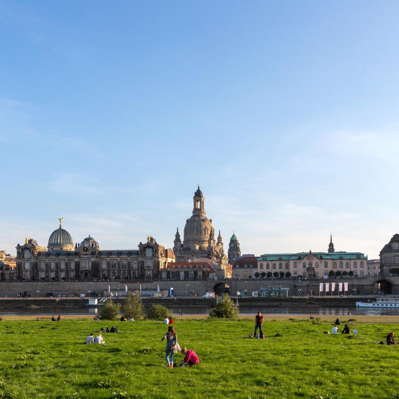 The 30 best hotels in dresden germany best price for Designhotel dresden