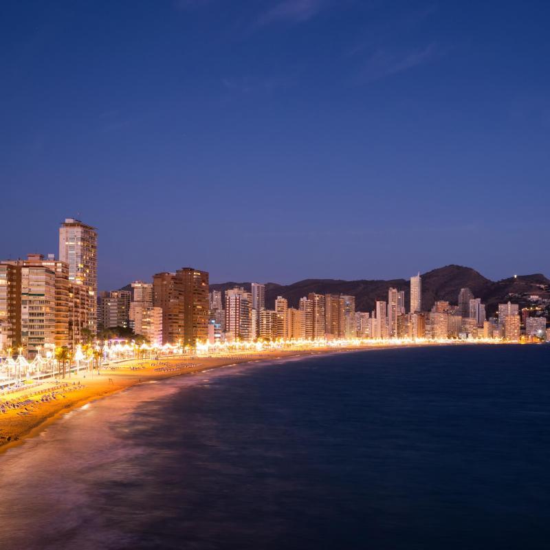 Die 30 Besten Hotels In Benidorm Spanien Buchen Sie