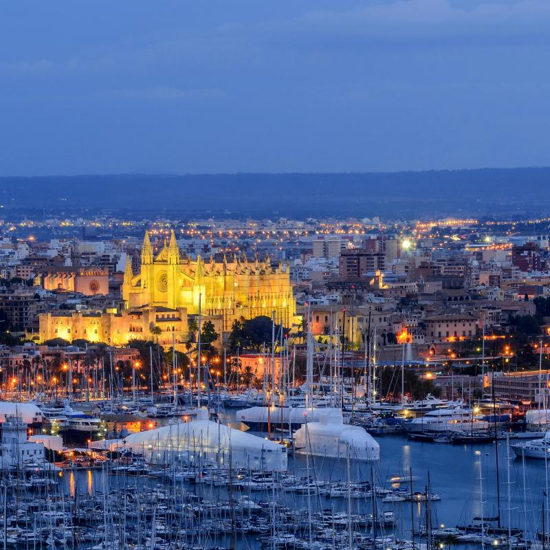 The 30 best hotels in palma de mallorca spain best - Spas palma de mallorca ...