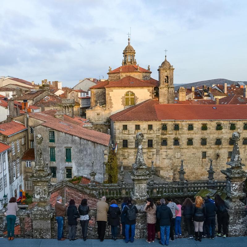 The 30 best hotels in santiago de compostela spain best - Arrokabe arquitectos santiago de compostela ...