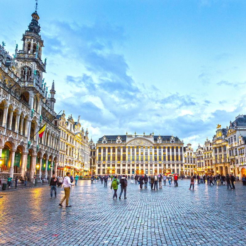 The 30 best hotels in brussels belgium best price for Top design hotels belgium