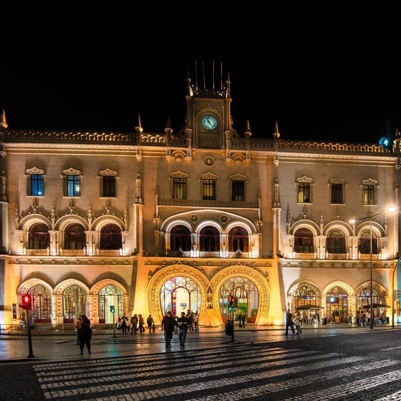 M: SANA Lisboa Hotel - Lisbonne, Portugal