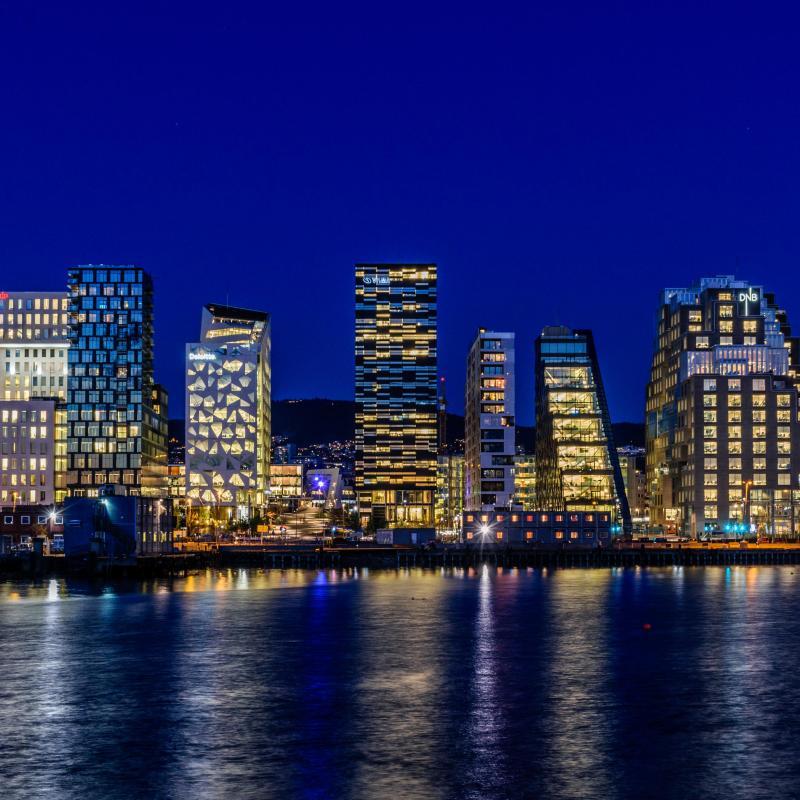 Oslo Aktivitäten