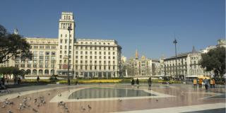 מרכז העיר ברצלונה