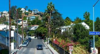 Oeste de Hollywood