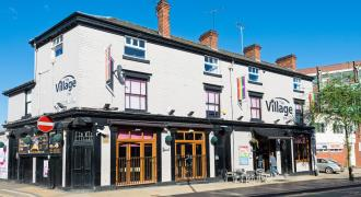 Gay Village Birmingham