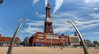 Blackpool Town Center