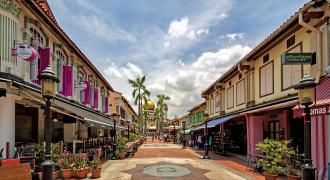 Kampong Glam (Phố Arab)