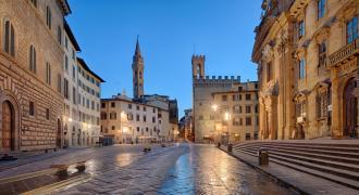 Florencja - Historyczne centrum