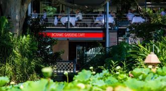 Royal Botanic Gardens and Domain