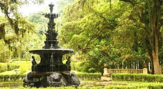 Jardim Botânico (Botanical Gardens)