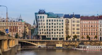 Dancing House Fred & Ginger