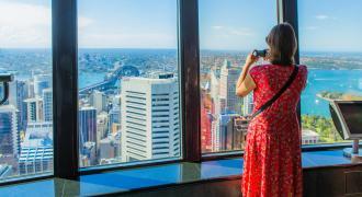 Sydney Tower Eye and SKYWALK
