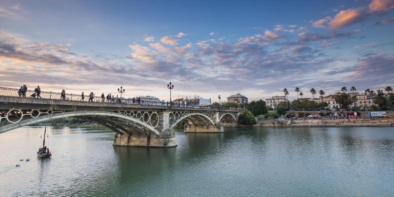 トリアナ橋 - イサベル2世橋