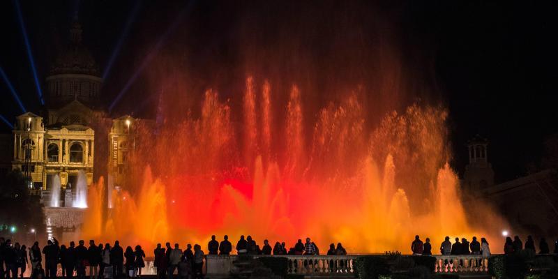 Magic Fountain of Montjuïc