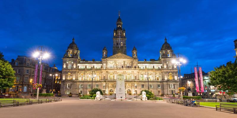 Glasgow City Chambers