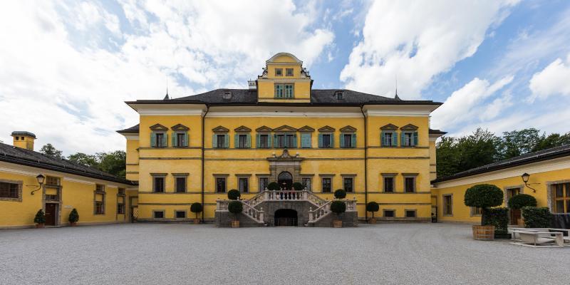 Schloss und Wasserspiele Hellbrunn