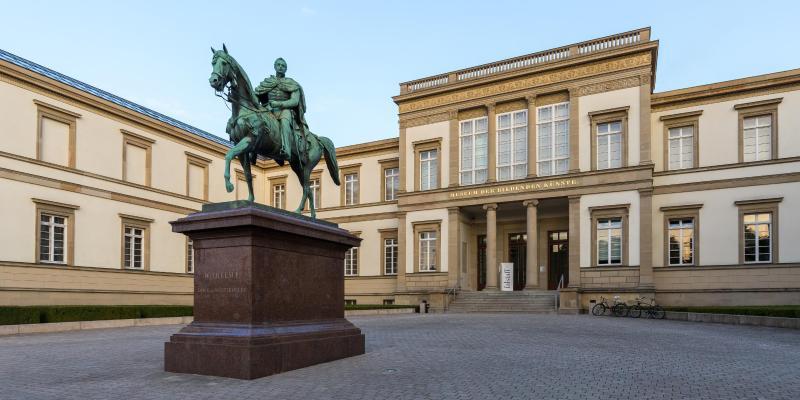 Galeria Staatsgalerie Stuttgart