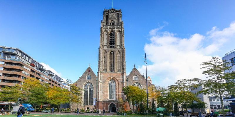 Grande église Saint-Laurent de Alkmaar