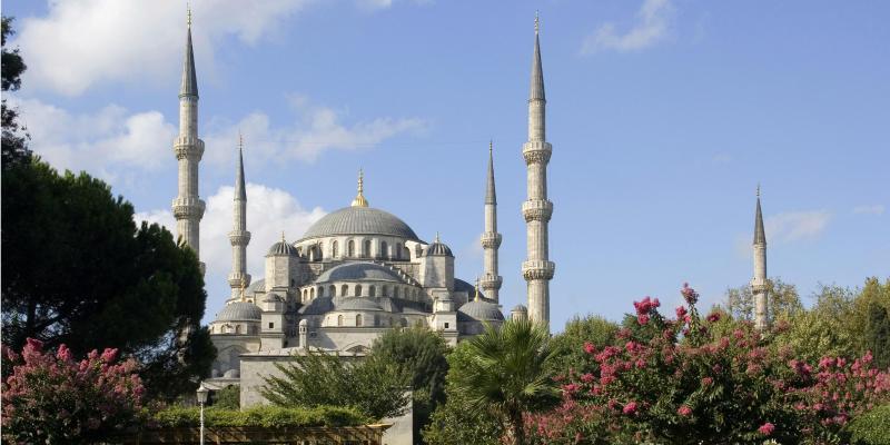 Sultanahmet Mosque ('Blue Mosque')