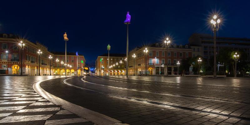 Plac Masséna