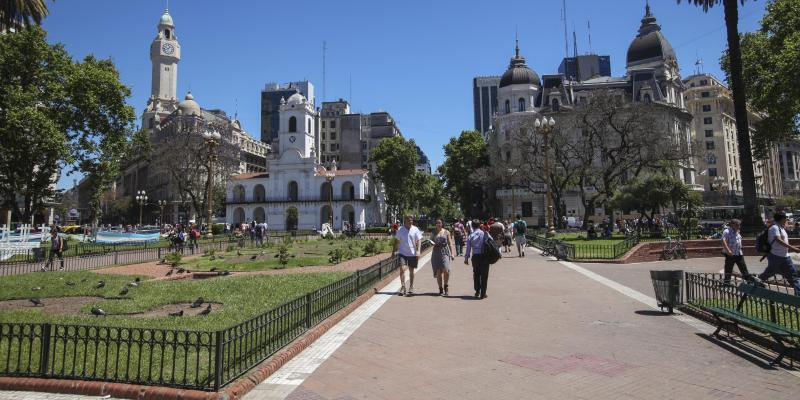 Plaza de Mayo Square
