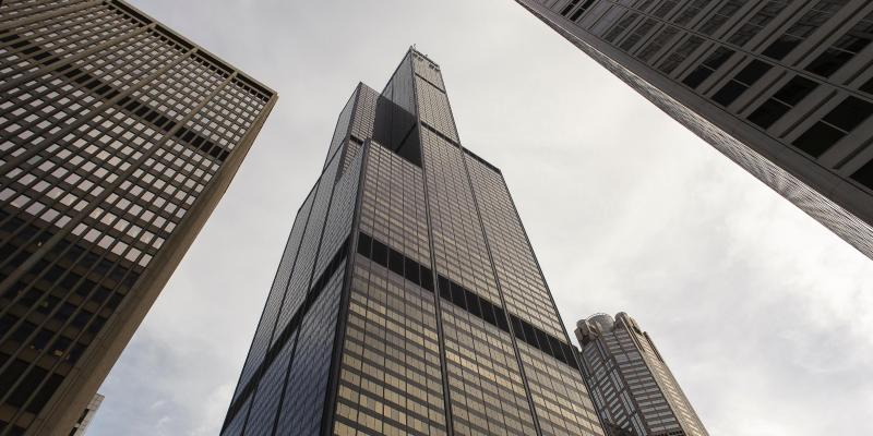 Willis Tower (formerly 'Sears Tower')