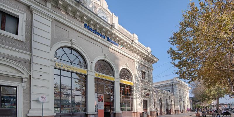 Estación de Rímini