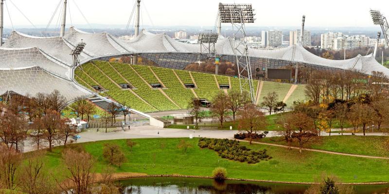 Olympiapark (Estádio Olímpico de Munique)
