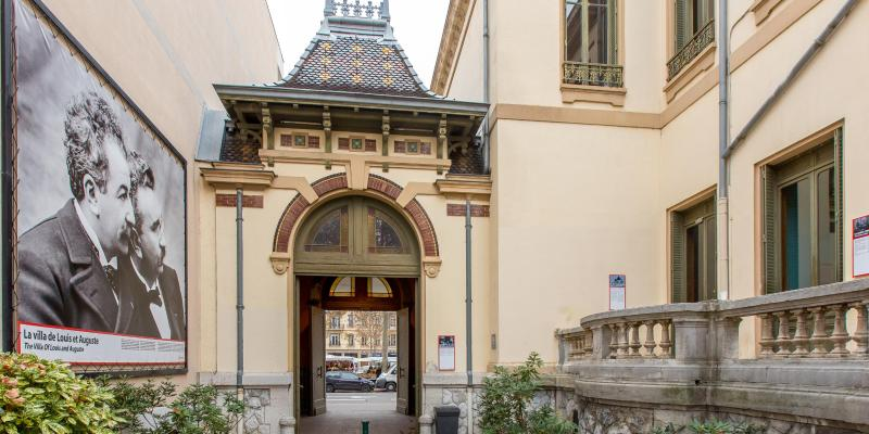里昂電影學院及其博物館(Institut & Musée Lumiere)