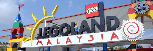 Legoland Malaysia, Gelang Patah