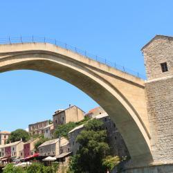 הגשר הישן מוסטר, מוסטר