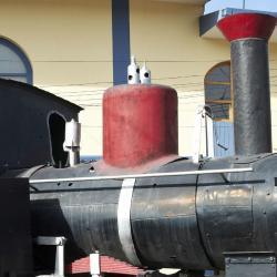 תחנת הרכבת וואנצ'אק
