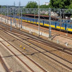 Estação de Trem Gdansk Zaspa