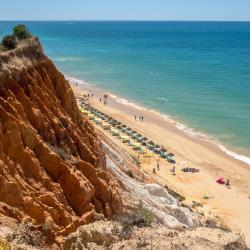 Praia da Falésia - Rocha Baixinha