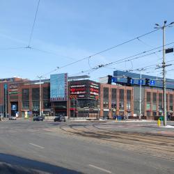 מרכז הקניות גלריה דומיניקנסקה