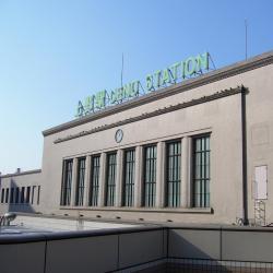 תחנת הרכבת אונאו