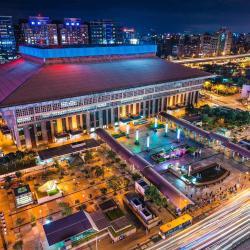 Estação Central de Taipei