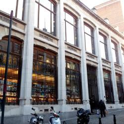 Belgian Comics Strip Center