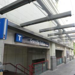 Estación de Skytrain Granville